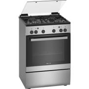 Siemens Freestanding Gas Cooker, 60 cm - HG2L10B51M 10400W