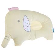 Night Angel Yellow Elephant Baby Pillow