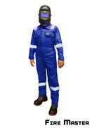 Firemaster Fire Retardant Nomex III A Royal Blue