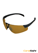 Canasafe 20462 Zesta Graphite Finish Design Safety Eyewear