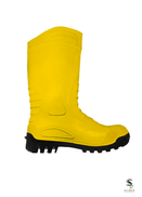 PVC Safety Boots White-37 - 46