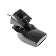 Garmin Plastic Transom Mount Transducer with Depth & Temperature Dual Frequency, 6-pin