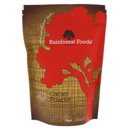 Rainforest Foods Organic Cacao Powder 250g