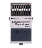 BOSS GEB-7 7-Band Bass Graphic Equalizer Pedal...