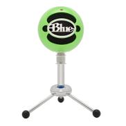 أخرى ميكروفون مكثف USB بلون كرة الثلج أزرق (أخضر نيون)