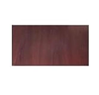Dark Wooden Round Coffee Table 60x60