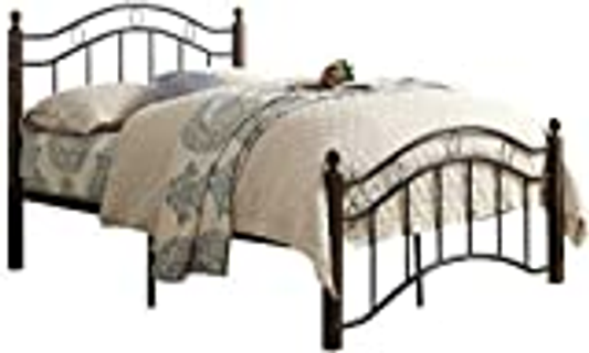 Queen Size 190x150 Cm Steel Bed Frame